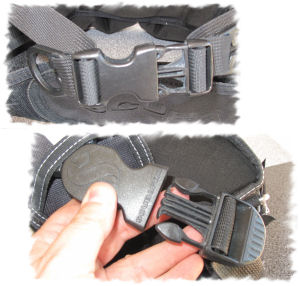 Buckles and Quick Release fastenings